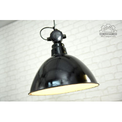 Lampa z lat 50' TGL LBL typ 02 01.33