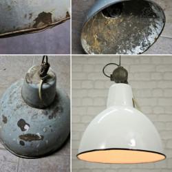 Lampa OBg-4 z lat 60'