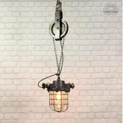 Lampa industrialna z lat 60' LPW-200