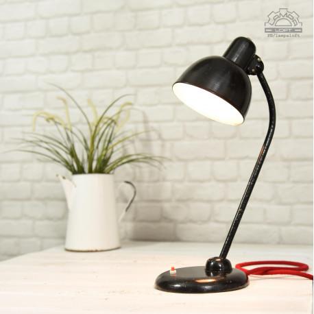 Lampa biurkowa z lat 50'