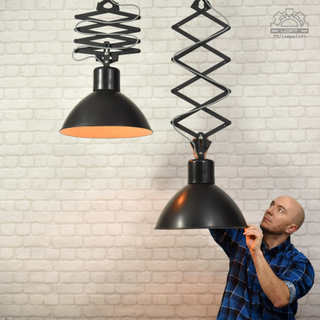 Lampa Industrialna Nozycowa Og 500 Lampaloft