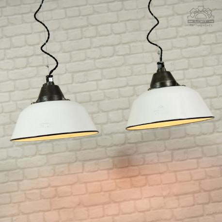 Węgierskie lampy industrialne