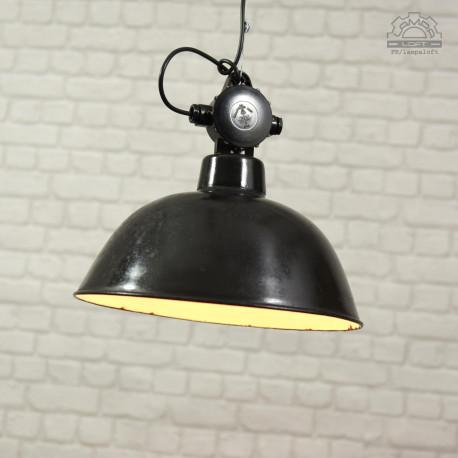 Lampa industrialna z lat 50' LBL TGL