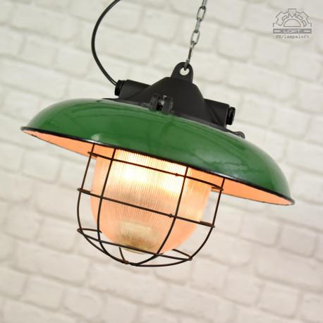 Lampa industrialna emaliowana OKs-1