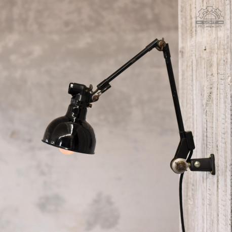Lampa przegubowa Rademacher z lat 30'