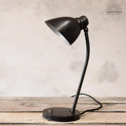 Lampa biurkowa nr 1063 A.Marciniak z lat 30'