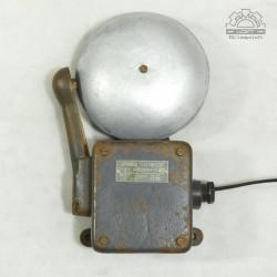 Dzwonek fabryczny z 1970 roku