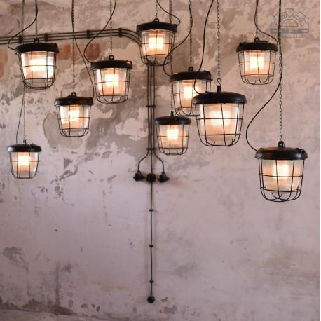 Lampa industrialna OS-200 Polam Wilkasy