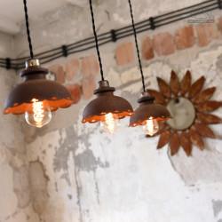 Lampy falbanki