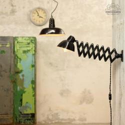 Lampa nożycowa LBL z lat 50'