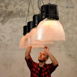 Włoskie lampy industrialne GEWISS