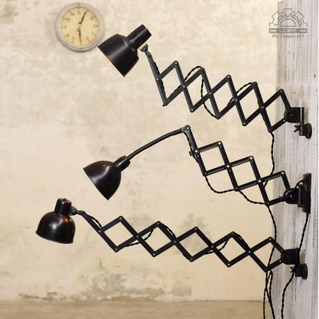 Lampy nożycowe
