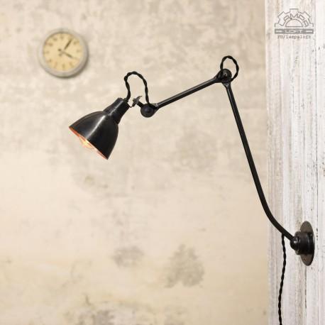 Lampa przegubowa z lat 30'