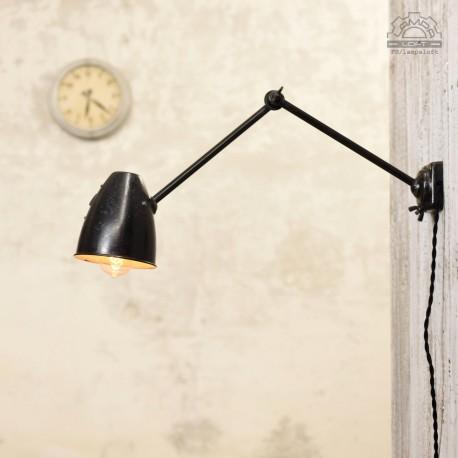 Lampa przegubowa z lat 70'