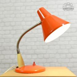 Lampa biurkowa Polam MEOS z lat 70'