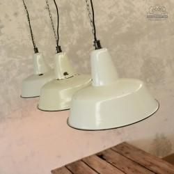 Lampy industrialne OBs-3 z lat 70'