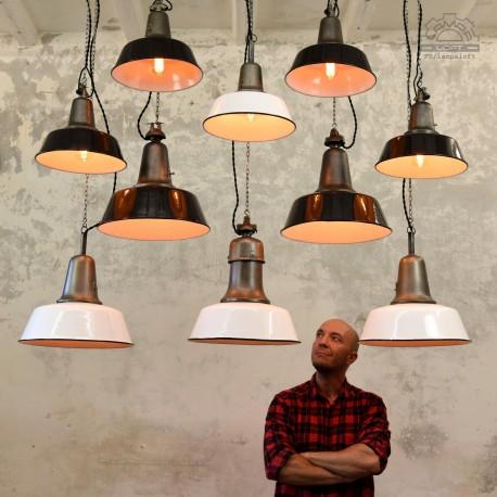 Lampy industrialne z serii OŻb