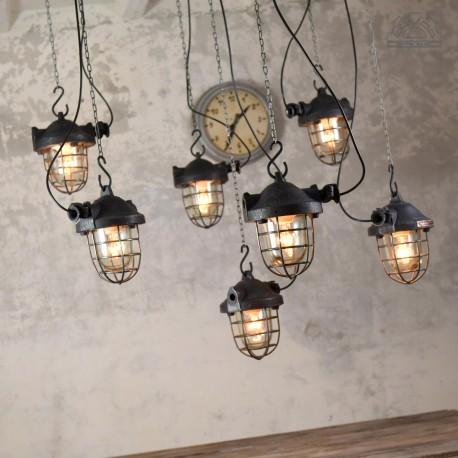 "Lampy industrialne RWSO SOPOT"" 60'"