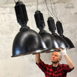 Industrial lamps Zumtobel Staff