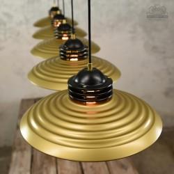 Odrestaurowane Lampy wiszące z lat 70'