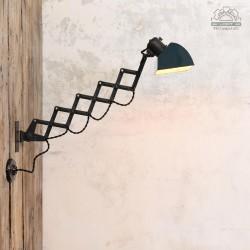 Lampa nożycowa z lat 50'
