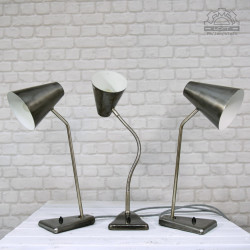 Lampa warsztatowa St-16 lata 50,70,80