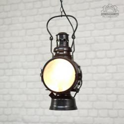 """Lampa konduktorska """"Osmeka"""" z 1948"""